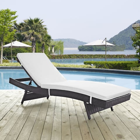 Bocabec Outdoor Patio Chaise by Havenside Home