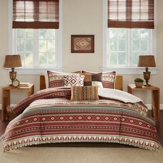 Madison Park Davy Spice 7-piece Comforter Set