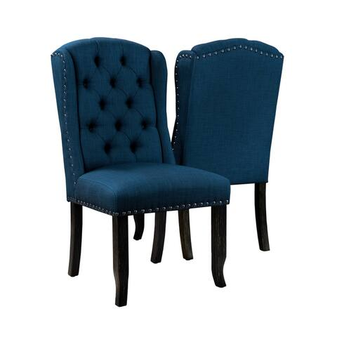 Buy Blue Kitchen & Dining Room Chairs Online at Overstock ...