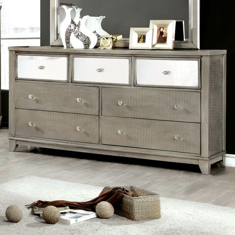 Buy Glass Dressers & Chests Online at Overstock | Our Best Bedroom ...