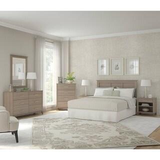 Strick & Bolton Elizabeth Ash Grey 6-piece Bedroom Set