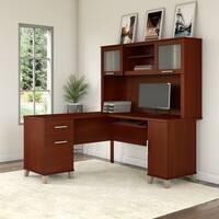 Oliver & James Cassatt 60-inch L-shaped Desk