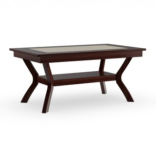 Copper Grove Schmidt Dark Cherry Dining Table