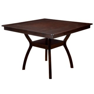 Copper Grove Schmidt Dark Cherry Counter Height Dining Table