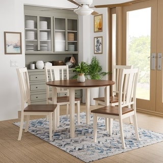 The Gray Barn Epona 5-piece Country Style Dining Set