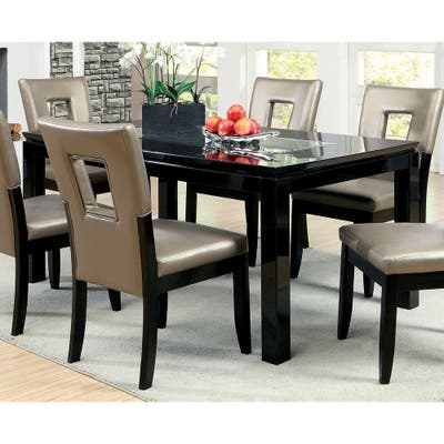 Buy Black Finish Kitchen & Dining Room Tables Online at ...