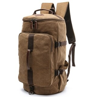 Dasein Vintage Unisex Canvas Multi-purpose Bag for Travel or Hiking