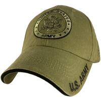 US Army Logo Green Military Cap
