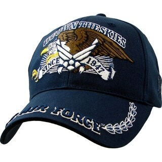 United States Air Force We Own The Skies Since 1947 Military Cap