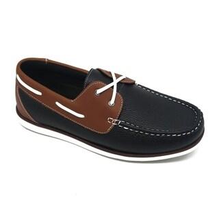 Mecca ME-2699 ALEX Men's Loafer Boat Shoes