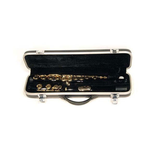 Black and Gold School Band Flute