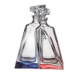 Crystalite Bohemia Lovers Decanter 700ml Color