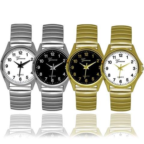 Geneva Flex Band Watch AK38011