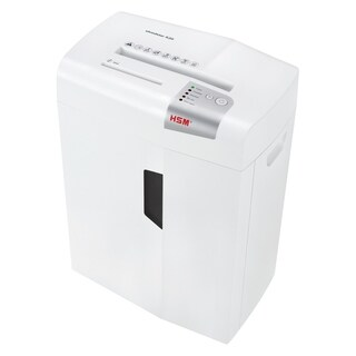 HSM shredstar X20 Cross-Cut Shredder; shreds up to 20 sheets; 6.9-gallon capacity