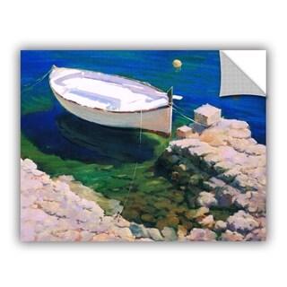 ArtWall Alex Hook Krioutchkov 'Boat' Removable Wall Art Mural