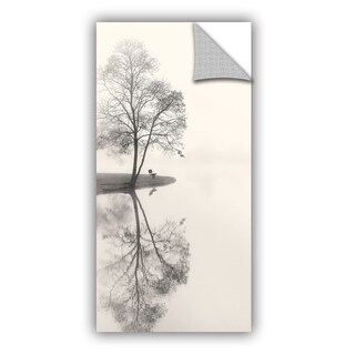 ArtWall Nicholas Bell 'Tranquil Morning' Removable Wall Art Mural
