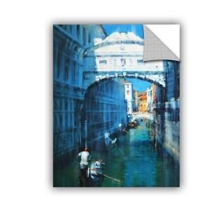 ArtWall Alex Hook Krioutchkov 'Venice II' Removable Wall Art Mural