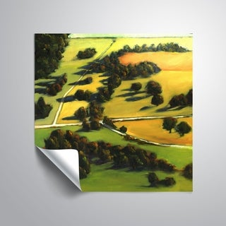ArtWall Mica 'Balade from above' Removable Wall Art Mural