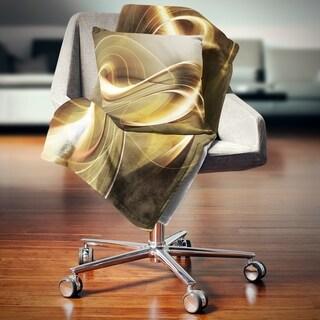Designart 'Elegant Modern Sofa' Abstract Throw Blanket (2 options available)
