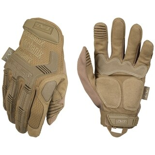 Mechanix Wear M-Pact Gloves Coyote, Large