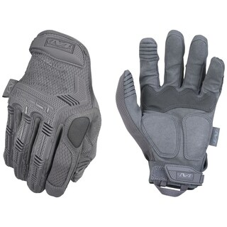 Mechanix Wear M-Pact Gloves Wolf Grey, Medium