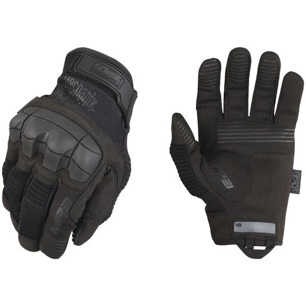 Mechanix Wear M-Pact 3 Gloves Black, Small