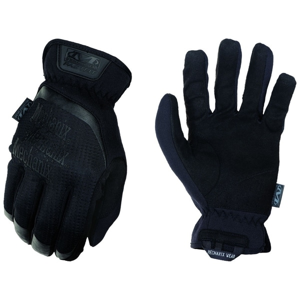 Mechanix Wear Fastfit Glove Black, X-Large