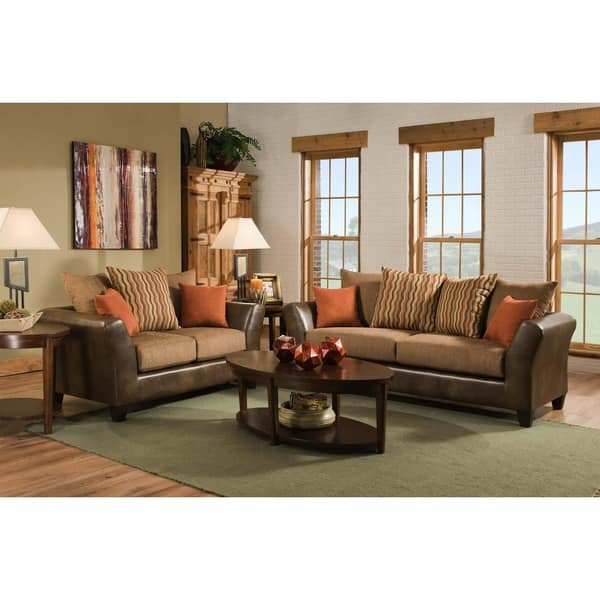 Enjoyable Sofatrendz Dane Two Tone Mocha Sofa Gmtry Best Dining Table And Chair Ideas Images Gmtryco