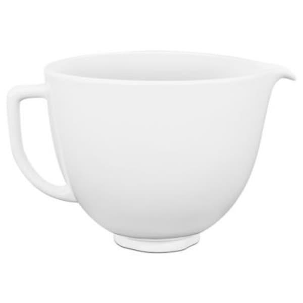 KitchenAid 5 Quart Ceramic Bowl. Opens flyout.