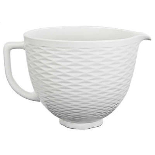 Shop Kitchenaid 5 Quart Ceramic Bowl Free Shipping Today