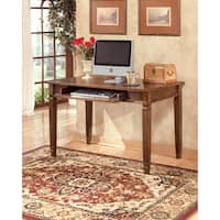 Signature Design by Ashley Hamlyn Medium Brown Home Office Small Leg Desk