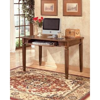 Signature Design by Ashley Hamlyn Medium Brown Home Office Small Leg Desk