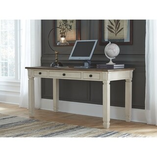 Signature Design by Ashley Bolanburg Two-Tone Home Office Desk