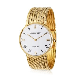 Audemars Piguet Classique Classique Unisex Watch in Yellow Gold - N/A - N/A