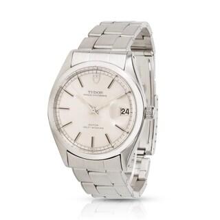 Tudor 7966 Men's Watch in Stainless Steel