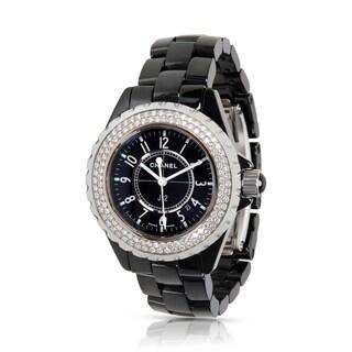 Pre-Owned Chanel J12 H0949 Women's Watch in Ceramic