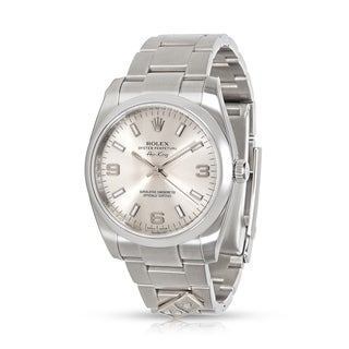 Rolex Air King 114200 Men's Watch in Stainless Steel - N/A - N/A