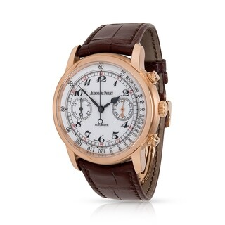 Audemars Piguet Jules Audemars 26100OR.D088CR.01 Men's Watch in Rose Gold - N/A - N/A