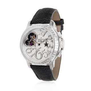 Zenith Starissime 45.1232.4021 Women's Watch in White Gold - N/A - N/A
