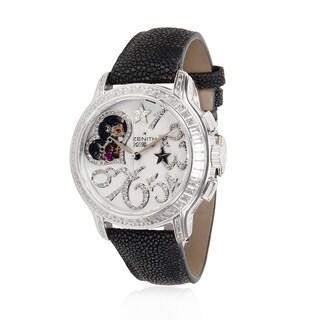 Zenith Starissime 45.1232.4021 Women's Watch in White Gold - N/A