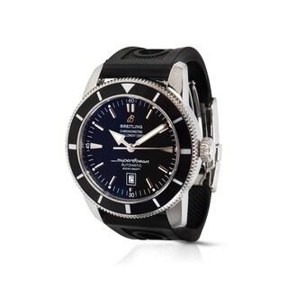 Breitling SuperOcean Heritage 46 A1732024/B868 Men's Watch in Stainless Steel - N/A - N/A