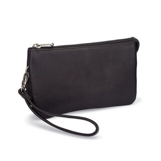 LeDonne Leather Gia Wristlet Handbag