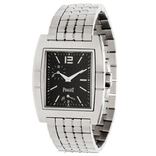 Piaget 27250 Men's Watch in Stainless Steel