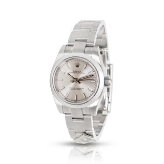Rolex Domino 176200 Women's Watch in Stainless Steel - N/A - N/A