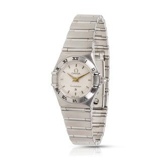 Omega Constellation 1562.30 Women's Watch in Stainless Steel - N/A - N/A