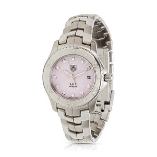 Tag Heuer Link WJ131C-1 Women's Watch in Stainless Steel - N/A - N/A