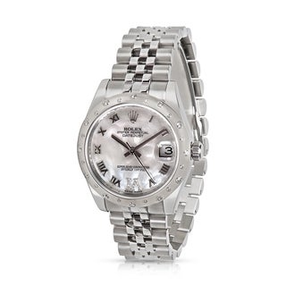 Rolex Datejust 178344 Unisex Watch in - N/A - N/A