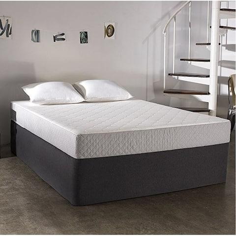 Touch of Comfort 8-inch Gel Memory Foam King Size Mattress
