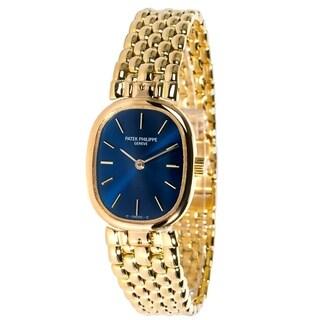 Patek Philippe Ellipse 4564/1 Women's Watch in Yellow Gold - N/A - N/A