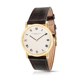 Audemars Piguet Dress Dress Men's Watch in Yellow Gold - N/A - N/A